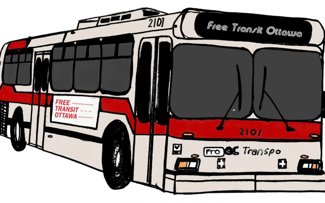 Free Transit Campaign Launch